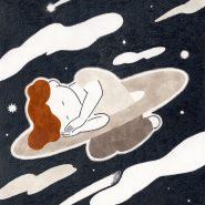 土星になってみる