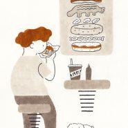 ご当地バーガー