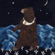 ライナー・チムニク「熊とにんげん」
